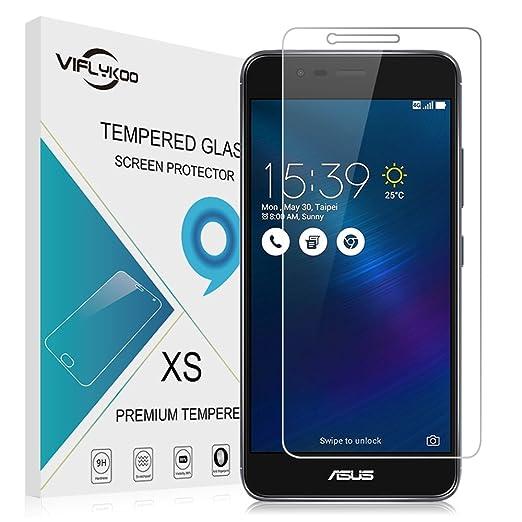 7 opinioni per ASUS Zenfone 3 MAX ZC520TL Pellicola Protettiva, VIFLYKOO ASUS Zenfone 3 MAX