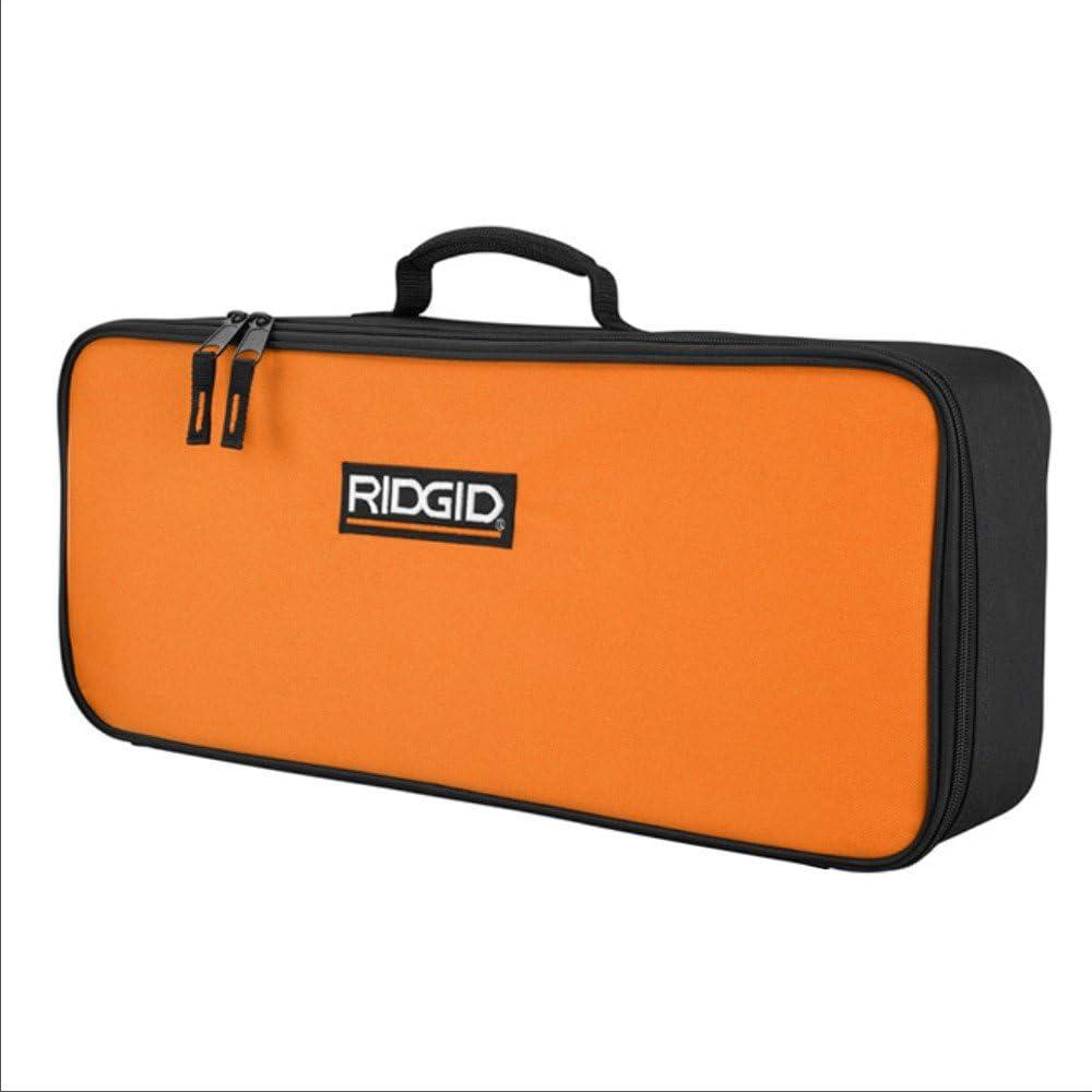 Fits X4 Impact Driv... RIDGID 902048009 Contractor Tool Bag 13.5 x 9.5 x 4.5 In
