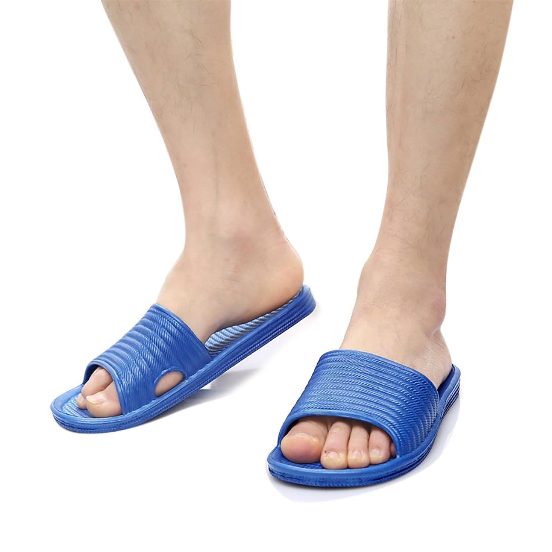 Aosbos Unisex Anti-Slip Bath Slipper Home Shoes Indoor Floor Slipper