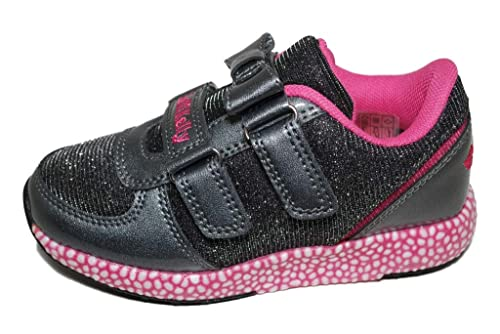 size 40 0711c 14bd1 Lelli Kelly LK7870 COLORISSIMA Sneaker Bassa Vernice (32 EU, Grigio)