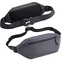 Fanny Pack, Rumanle Waist Bag For Women & Men Fashionable Waterproof Fanny Bag For Running Crossbody Bag with Adjustable…