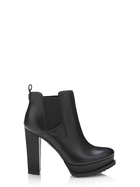 Guess FLRIT3EA10 Botines Tobilleros Mujer BLACK 40: Amazon.es: Zapatos y complementos