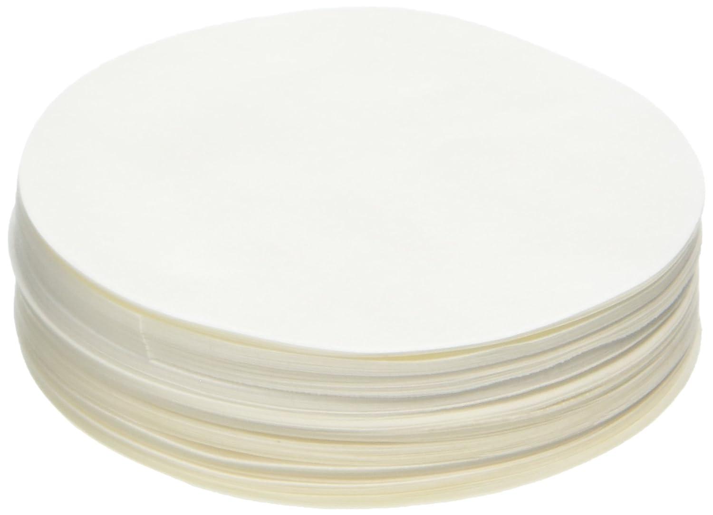 90 mm Diameter Quantitative Filter Paper Ashless Slow Filtering Camlab 1171162 Grade 14 44 Pack of 100