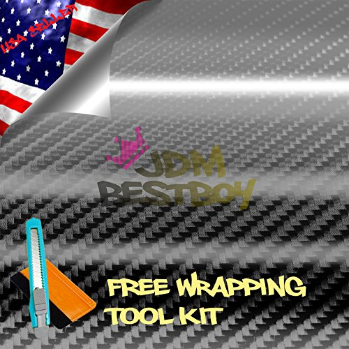 grey carbon fiber wrap - 8