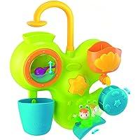 Smoby 211421 - Cotoons Aquafun - Jouet de Bain - MultiFonction