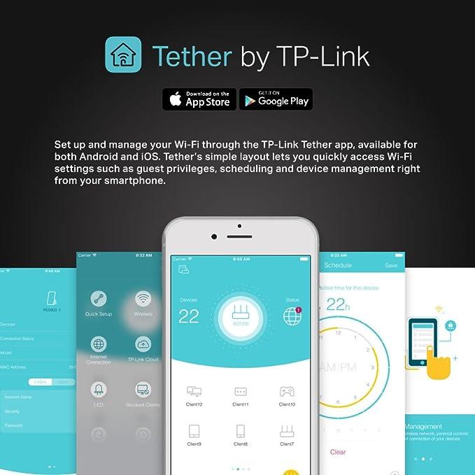 TP-Link inalámbrico Dual AC2800 MU-MIMO Gigabit VDSL/ADSL módem ...