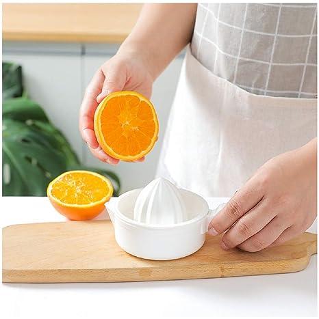 YOSPOSS Exprimidor manual de limón lima KZ9527-W147 Exprimidor manual profesional de mano manual para