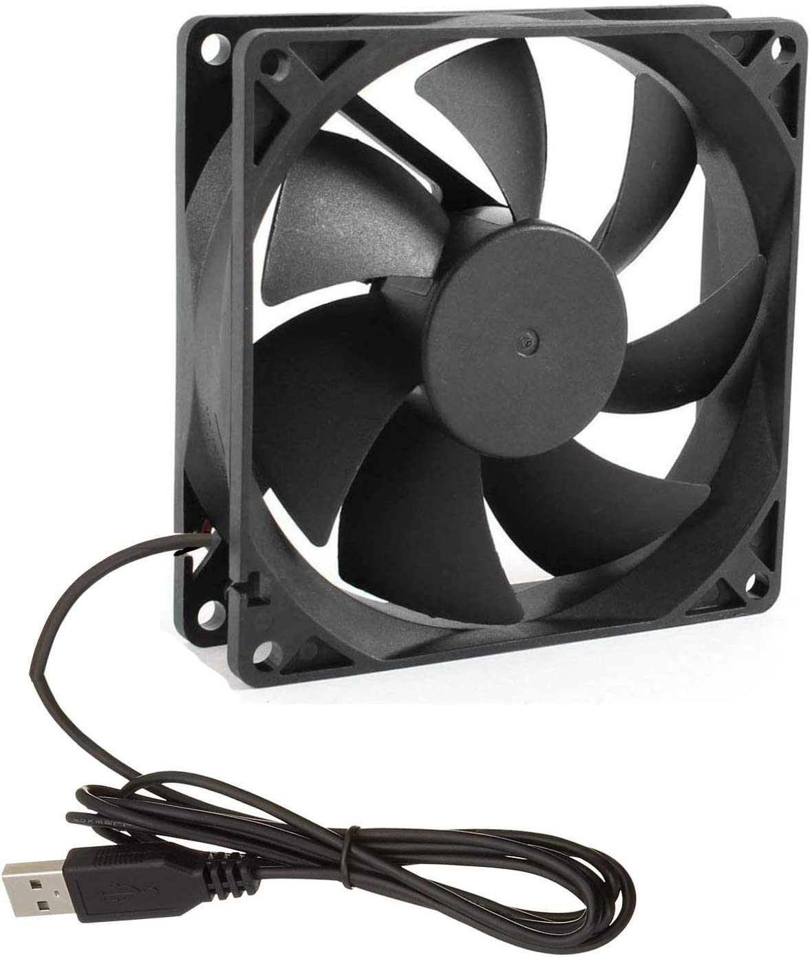 5V Computer/PC/CPU Silent Cooling Fan - 8cm