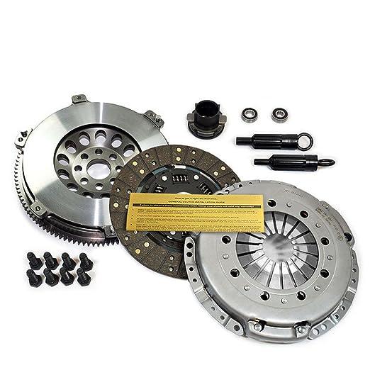 Sachs etapa 2 HD Racing Kit de embrague y cromo-molibdeno volante 92 - 95 BMW 325 I es M50 E36: Amazon.es: Coche y moto