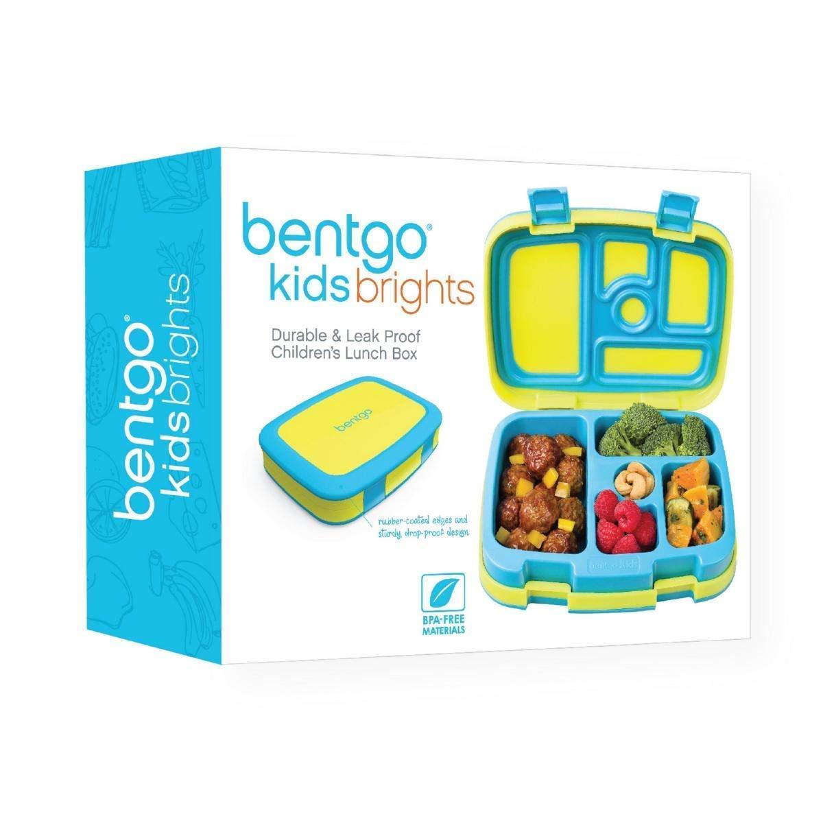 Bentgo Salate Brotdose Bentgo Box Lunchbox mit Besteck Kinder Box Bentobox