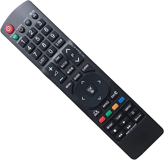 EAESE AKB72915207 Reemplazo Mando a Distancia para LG Smart TV 37LD450 42LD450 42LE7500 42LX6500 46LD550 46LD550UB 47LD420 47LD450 47LD450C 47LD520 47LD630 47LD650 47LD650UA 47LE5300 47LE530C 47LE5350: Amazon.es: Electrónica