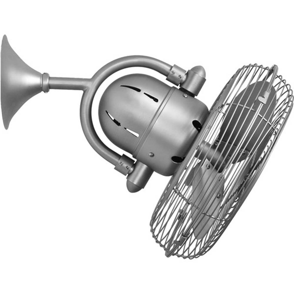 Matthews kc bn kaye 13 wall mounted fan brushed nickel matthews kc bn kaye 13 wall mounted fan brushed nickel amazon aloadofball
