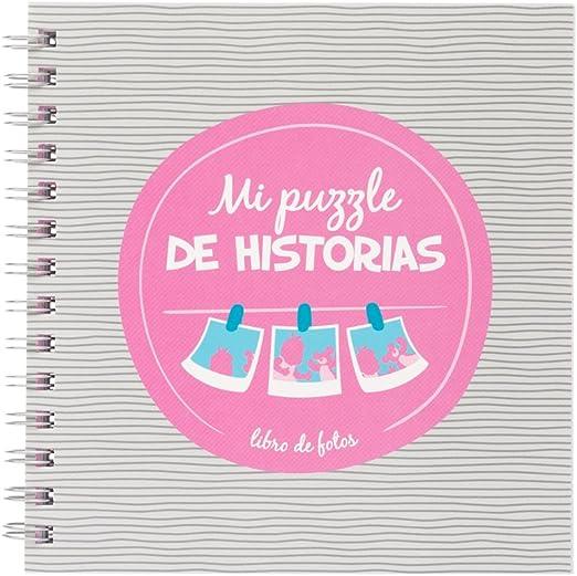 El Jardin de Noa 1065A. - Álbum de fotos Mi puzzle de historias, 19 x 19 cm: Jardin De Noa: Amazon.es: Oficina y papelería