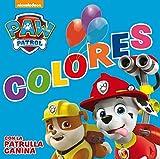 Colores con la Patrulla Canina (Paw Patrol | Patrulla Canina. Todo cartón)