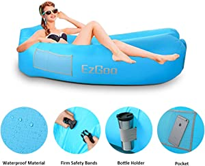 Amazon Giveaway Inflatable Lounger Waterproof Nylon...