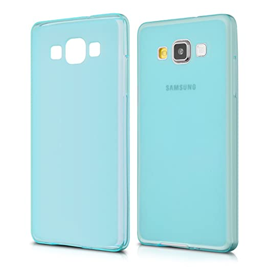 127 opinioni per kwmobile Cover per Samsung Galaxy A5 (2015)- Custodia in silicone TPU- Back case