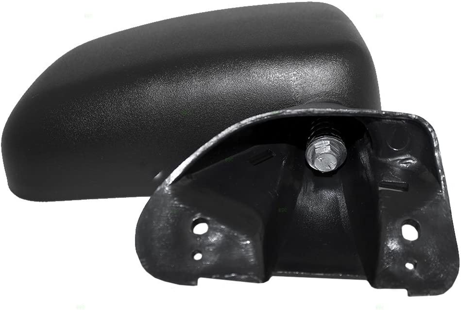 Passengers Manual Side View Mirror Textured Replacement for Toyota SUV Pickup Truck 8791089135
