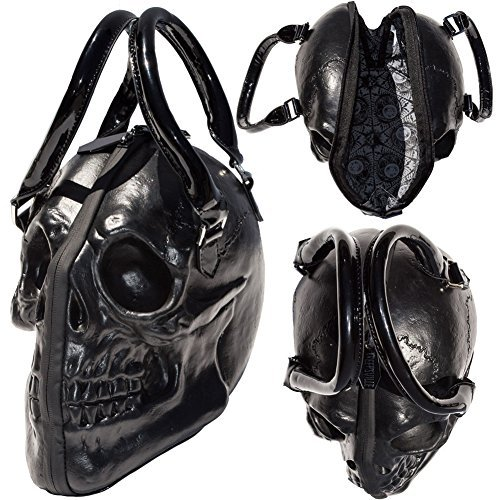 Rules For Halloween Horror Nights (Women's Kreepsville Skull Collection Handbag)