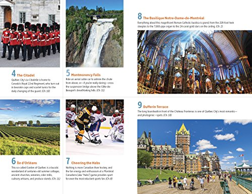 61vzd9b5Y6L - Fodor's Montreal and Quebec City (Full-color Travel Guide)
