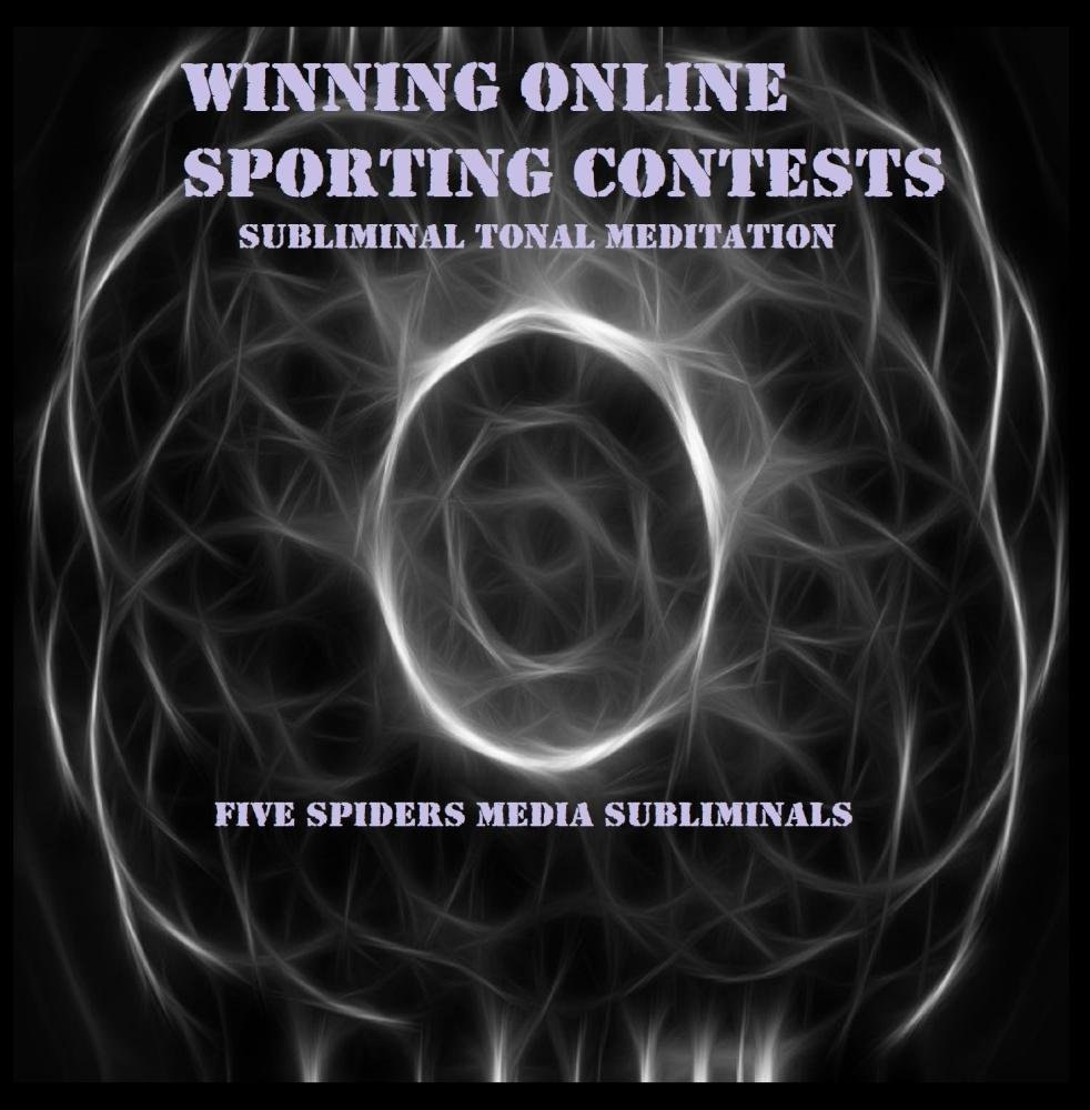 Five Spiders Media Subliminals - Winning Online Sporting