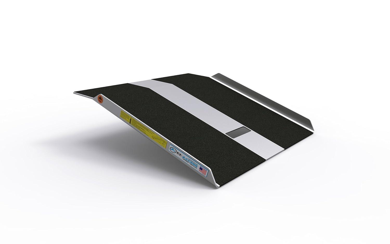"EZ-Access Traverse Curb Plate, 27"" L x 27"" W"