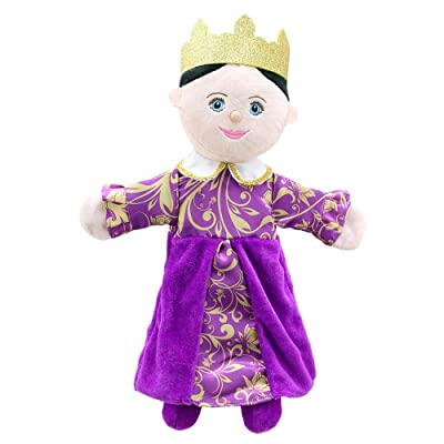 The Puppet Company - Story Tellers - Queen Hand Puppet: Toys & Games