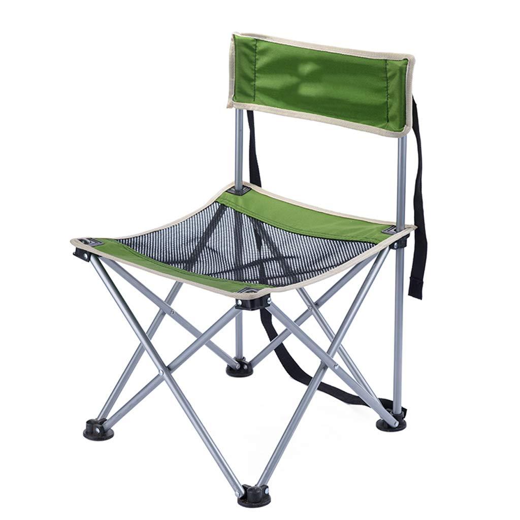acquista marca Sedia da campeggio Pieghevole Pieghevole Pieghevole Portatile, Ultralight- Escursionismo Camping Pesca Beach Party Gardening  sconto di vendita