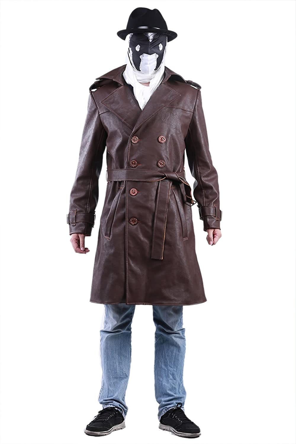 Outfit Herren Mantel Trench Anime Dailygocn Cosplay Kostüm WE9IDH2eYb