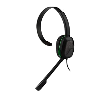 d8db4a6e147 Amazon.com: PDP Xbox One LVL 1 Chat Gaming Headset: Video Games
