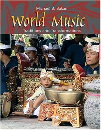 CD Set to accompany World Music: Traditions and Transformations