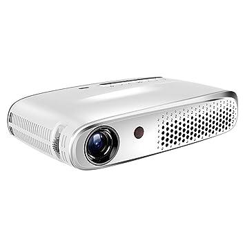Proyector HD portátil DLP 4K 1080P 200 Pulgadas Incorporado de ...