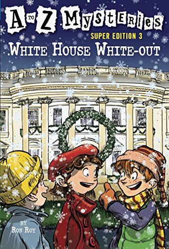 White House White Out Mysteries Super product image