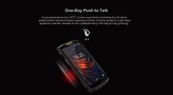 DOOGEE S80 - Smartphone Libre Profesional Walkie-Talkie con ...