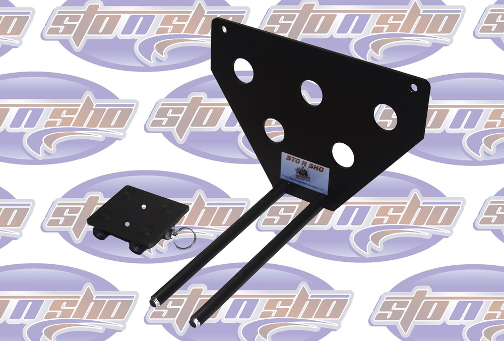 STO N Sho SNS169 Front License Plate Bracket