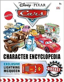 Disney Pixar Cars Character Encyclopedia Dk Publishing