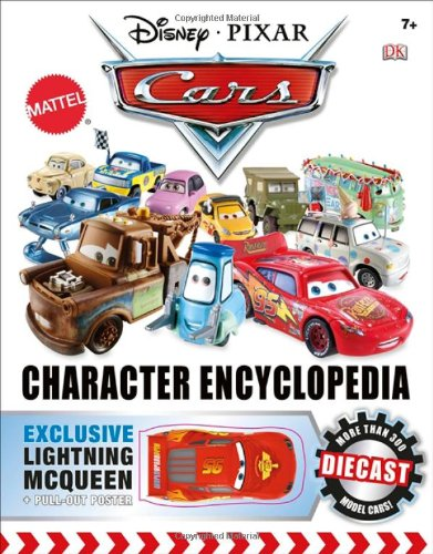 Disney Pixar Cars: Character Encyclopedia