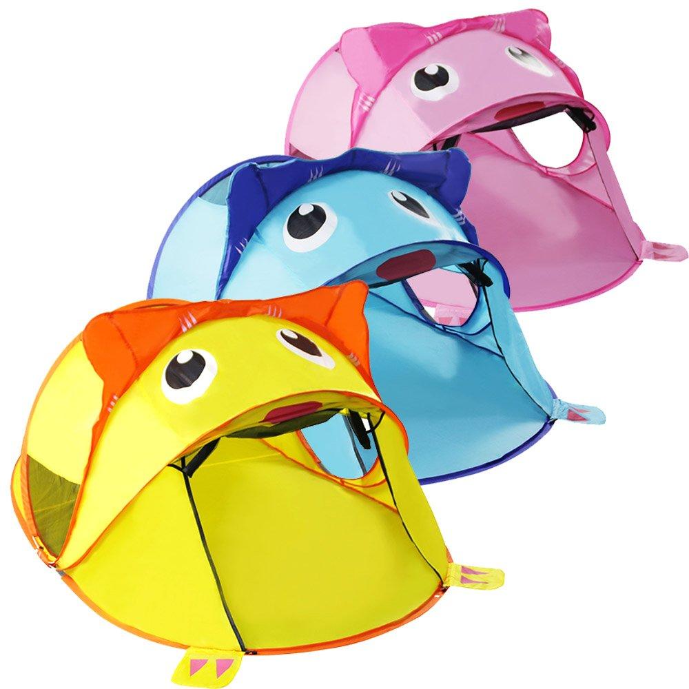 Easy Go Shopping Babyspiel Zelt Outdoor & Indoor Spielzeug Kinder Zelt Tiger Spielzeug Kinder Zelt Faltbar