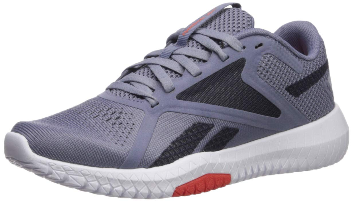 Reebok Women's FLEXAGON Force 2.0 Cross Trainer Washed Indigo/Denim DUST/Rosette 6.5 M US by Reebok