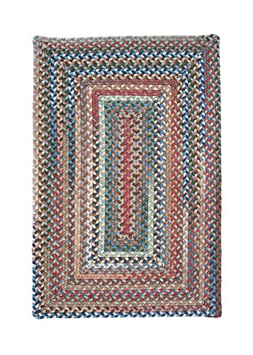 Colonial Mills Gloucester Multi Color 12'x15′ Braided Area Rug Review