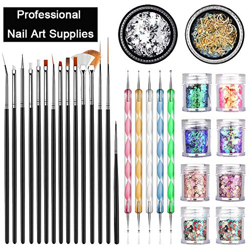 Top recommendation for nails art kit for salon