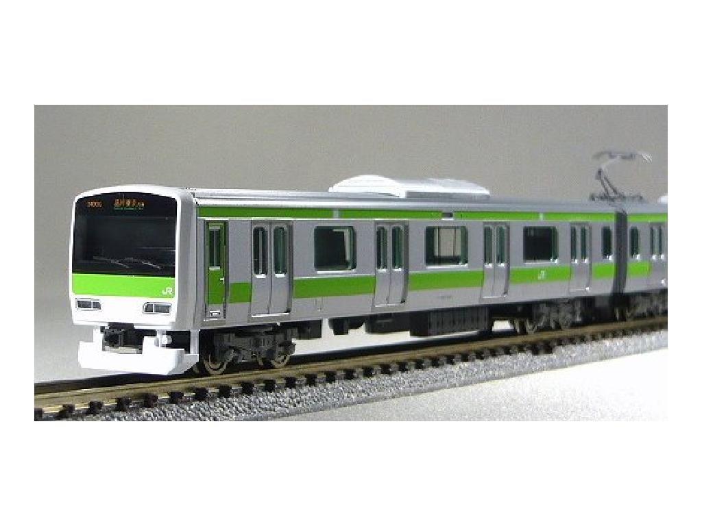 Series E231-500 Yamanote Line (Basic 3-Car Set) (Model Train) (japan import)