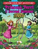img - for Princess Perri and the Second Summer (Choose Your Own Adventure - Dragonlarks) (Choose Your Own Adventures Dragonlarks) book / textbook / text book