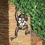 Gardman Climbing Frog Wall Art 17337