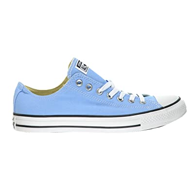 efd034380ace Converse All Star Chuck Taylor OX Unisex Shoes Blue Sky White 149524f (7 D