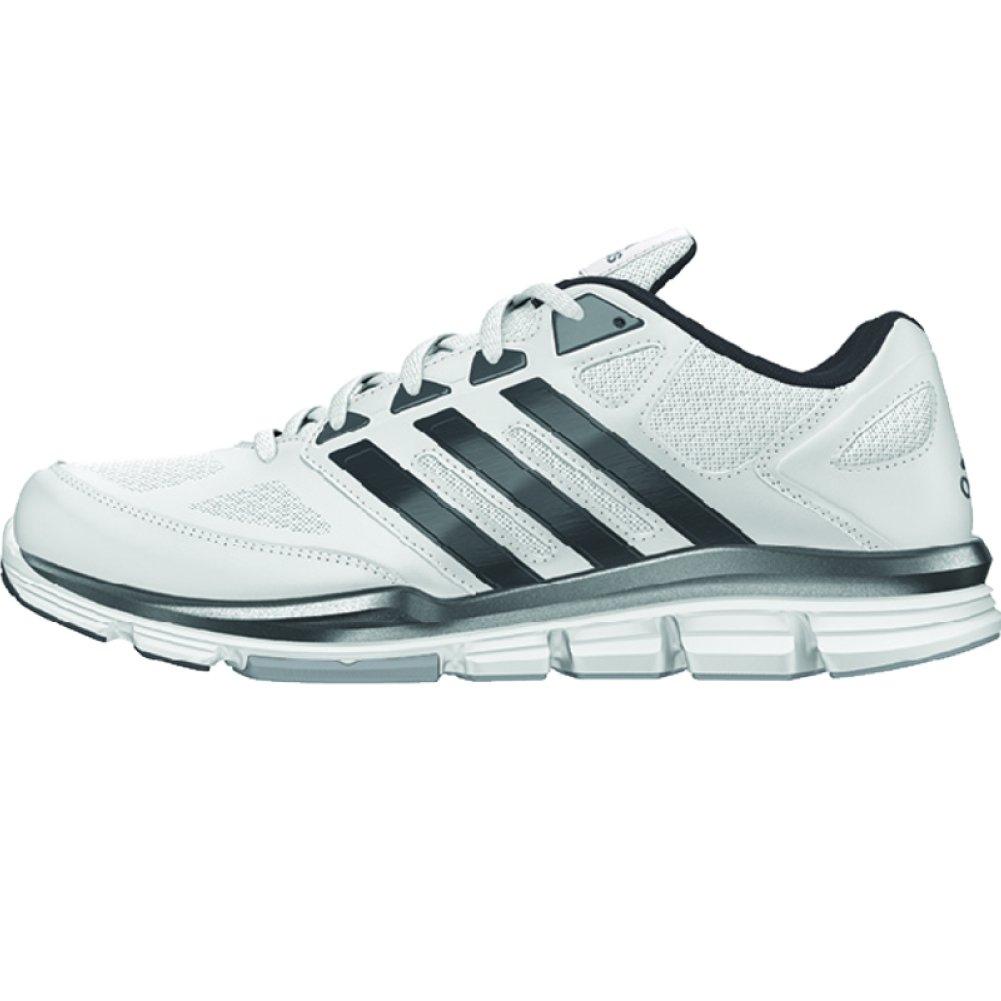adidas Men's Speed Trainer Shoe B00LCJK9V8 6 D(M) US White/Carbon Metallic/Onix