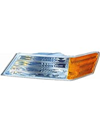 Depo 333-1633L-USD Jeep Patriot Driver Side Replacement Parking/Signal Light Unit without Bulb