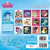 Disney Princess Calendar 2019 Set - Deluxe 2019 Disney Princess Mini Calendar with Over 100 Calendar Stickers (Disney Princess Gifts, Office Supplies)