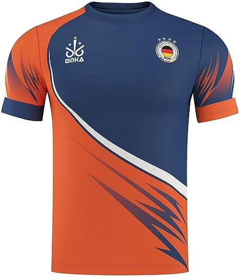 Camiseta de fútbol, de OMKA, del Mundial de Fútbol, selección de ...