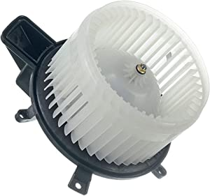 A-Premium Heater Blower Motor with Fan Cage Replacement for Town & Country Dodge Grand Caravan Grand Cherokee 2008-2019
