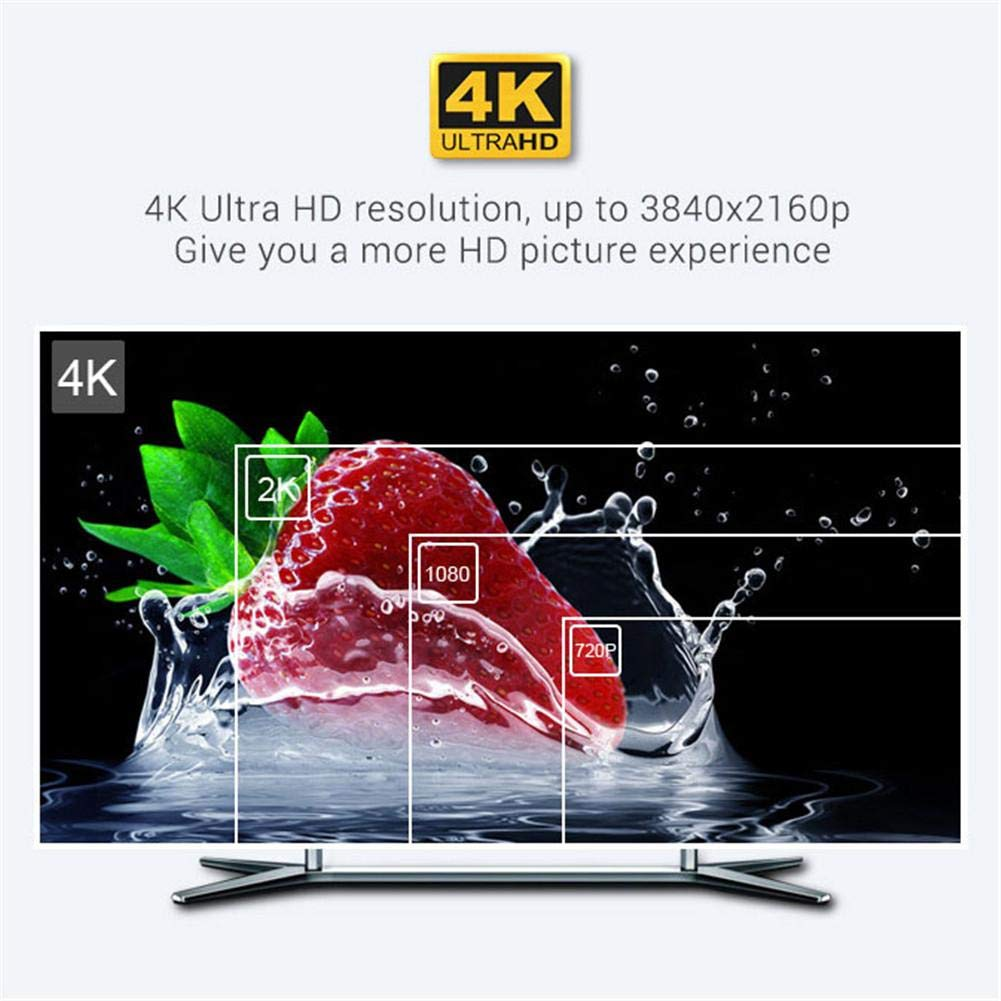 KM9 Android 8.1 TV BOX S905X2 Network Bluetooth Edition Set Top Box 4+32G 4K WIFI by Oshide (Image #5)